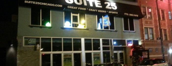Suite 25 is one of United Mileage Plus Dining Spots.
