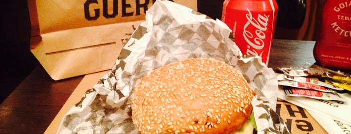T.T. Burger is one of Polly 님이 좋아한 장소.
