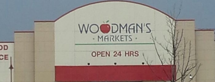 Woodmans is one of Mark 님이 좋아한 장소.
