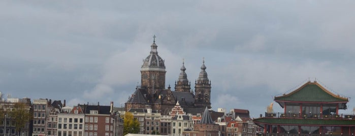 Citymarina Amsterdam is one of Amsterdam GO!.