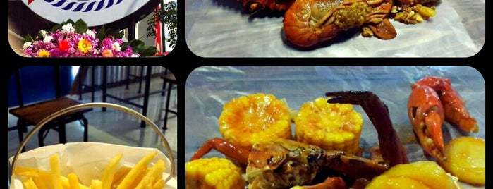 Mr.Crabby and Friends is one of Jakarta.