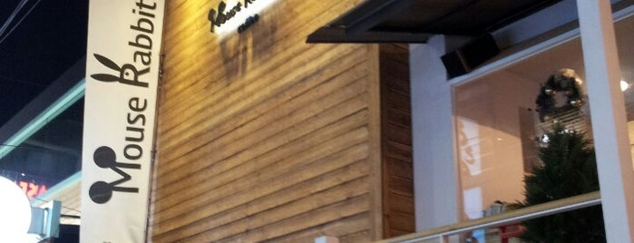 Mouse Rabbit is one of ada 'n asia.
