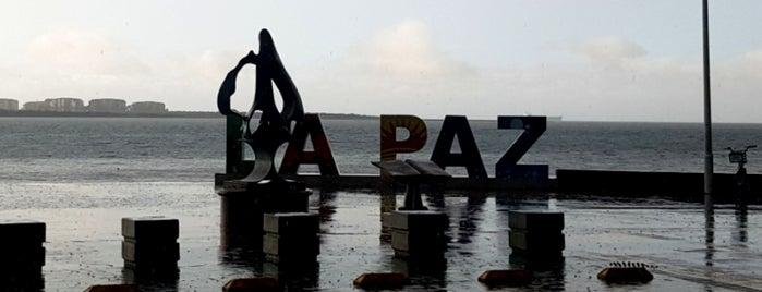 La Paz is one of La Paz BCS.