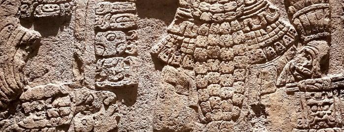 Sala Teotihuacan is one of Orte, die Geomar gefallen.