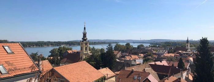 Gardoš is one of Serbia.