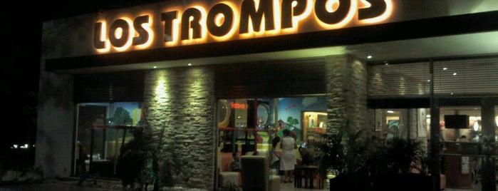 Los Trompos is one of Tempat yang Disukai Felipe.