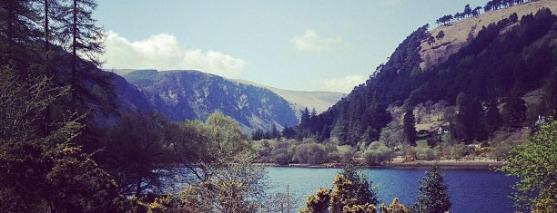 Glendalough Upper Lake is one of Tempat yang Disukai Jochem.
