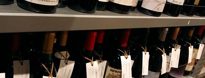 Wine Shop FUJIMARU is one of 尊師ミシュラン大阪版.
