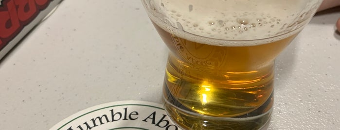 Humble Abode Brewing is one of Yet to Visit.