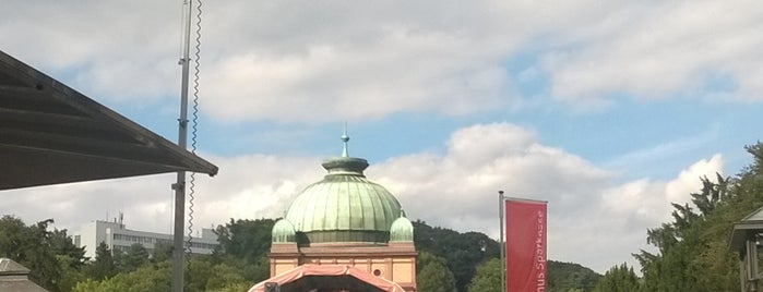 Kaiser-Wilhelms-Bad is one of Frankfurt in a weekend.
