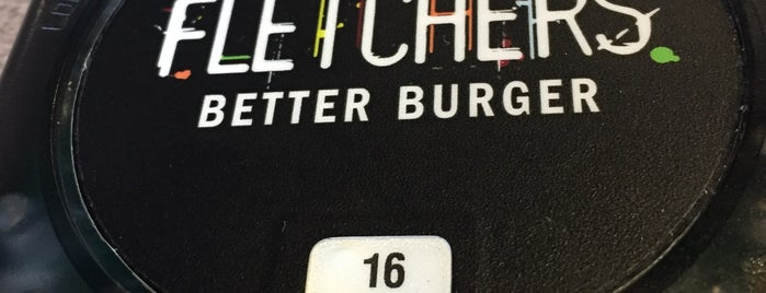 Fletcher's Better Burger is one of FFM.