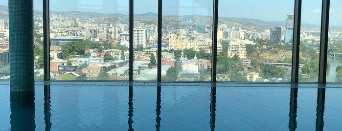 Radisson Anne Semonin Spa is one of Тбилиси.