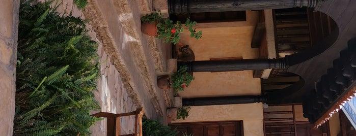 Hotel Casavieja is one of Best of Chiapas.