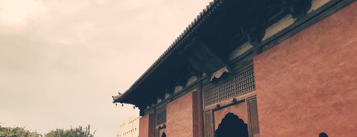 善化寺 is one of DaTong.