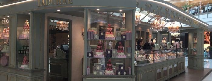 Ladurée is one of Shanghai.