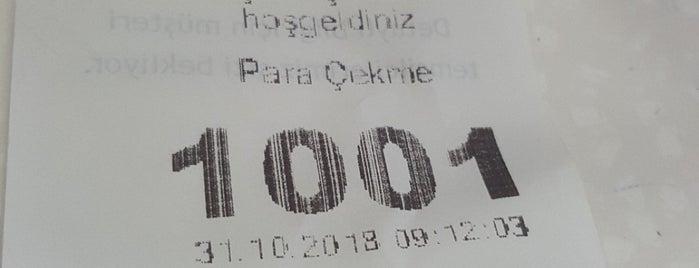 Deniz Bank Alaşehir Şubesi is one of themaraton.