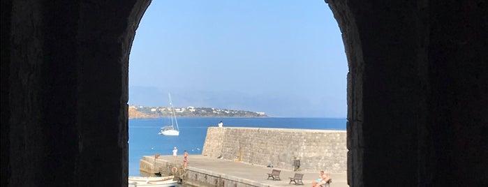 Porta Pescara is one of Scicily guide.