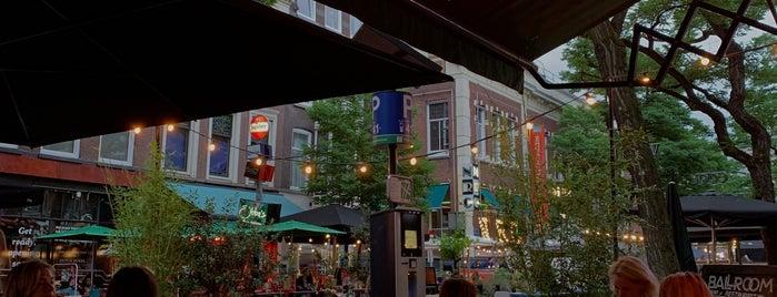 Ballroom is one of Rotterdam.