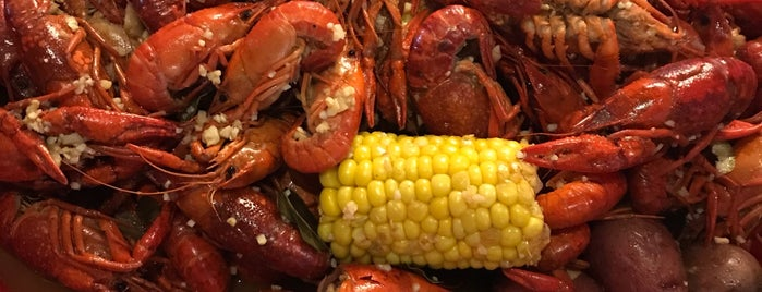 Hank's Cajun Crawfish is one of Restaurants we want to try.