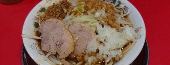 麺でる 明大前店 is one of Hide'nin Kaydettiği Mekanlar.