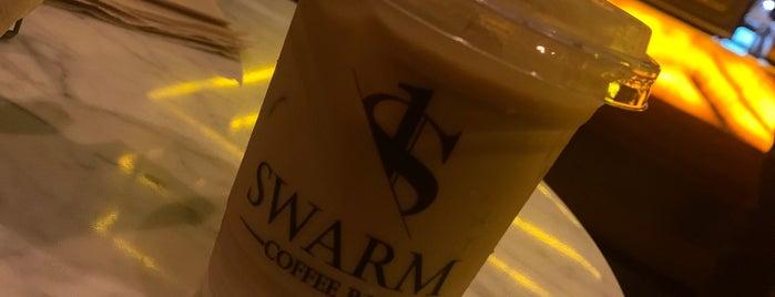 Swarm1 Coffee is one of Gespeicherte Orte von Queen.