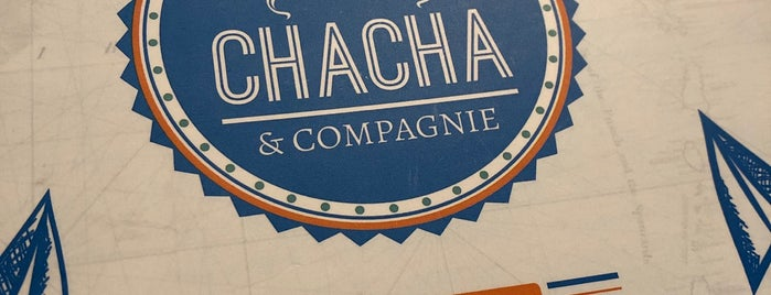 chacha & compagnie is one of Париж.