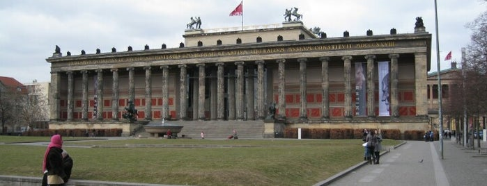 Altes Museum is one of History in Berlin.