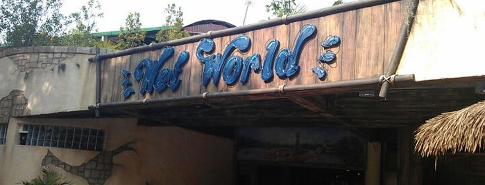 Wet World Shah Alam is one of Attraction Places to Visit.