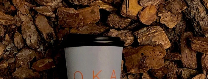 OKA is one of Speciality coffees.