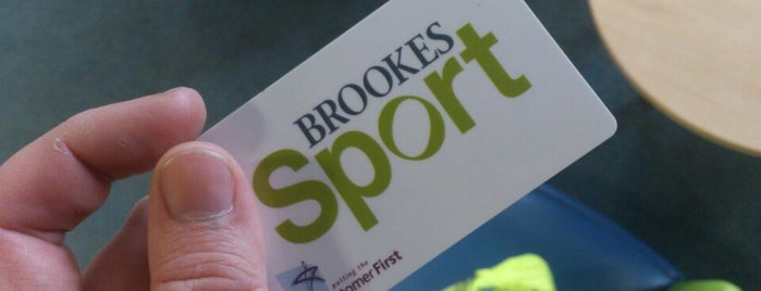 Brookes Sport Botley is one of Barry 님이 좋아한 장소.