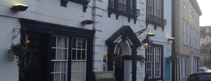 Swan Hotel is one of UK Restaurants.
