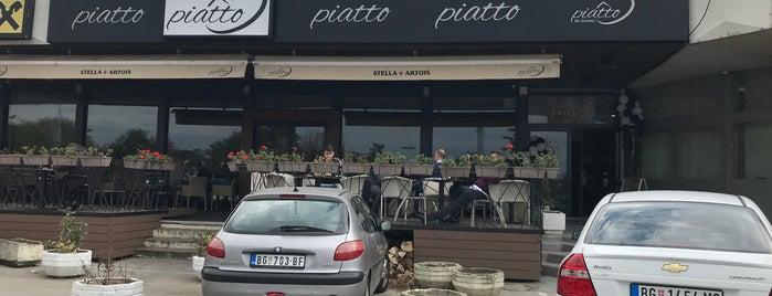 Piatto by Saruna is one of Posti che sono piaciuti a Jelena.