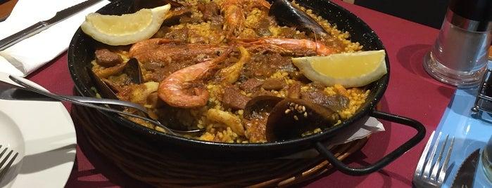 El Ceibo is one of Menjar Ràpid 2.