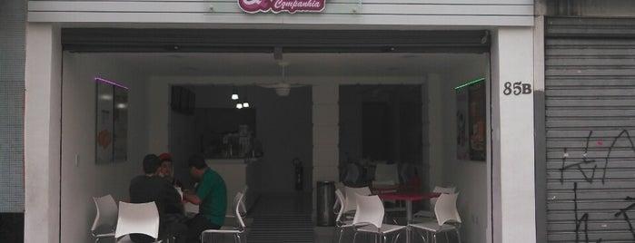 Milkshake & Companhia is one of Fabioさんの保存済みスポット.