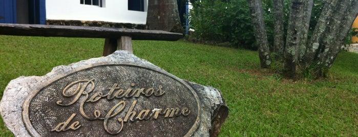 Fazenda Aguas Claras is one of Hotéis.