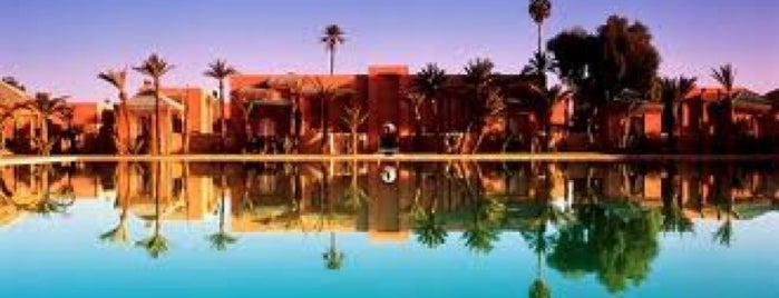 Palmeraie de Marrakech is one of Tempat yang Disimpan TravelThirst.