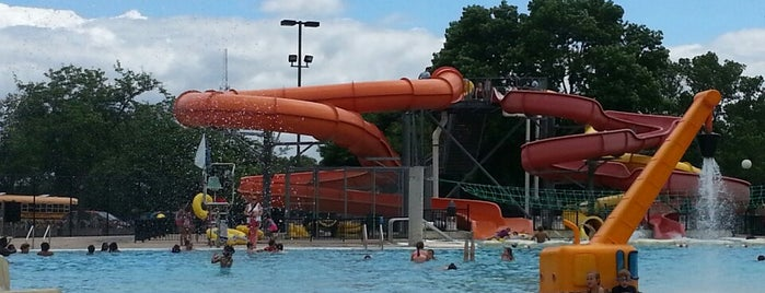 Jim Lupient Water Park is one of Twin Cities Kid Friendly.