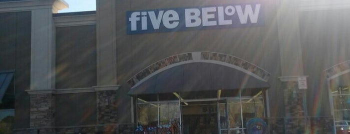 50b3352f0d1 Five Below is one of The 11 Best Thrift Stores and Vintage Shops in Virginia  Beach