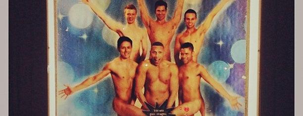 Naked Boys Singing! is one of Tempat yang Disukai Paco.