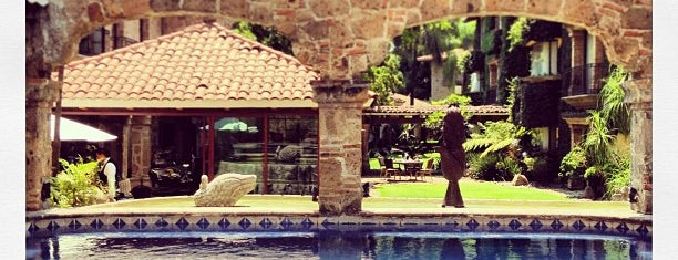 Quinta Real Hotel is one of Hoteles / Hotels @ GDL.