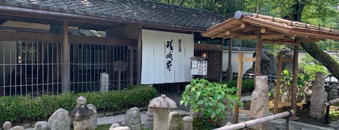 湯どうふ 嵯峨野 is one of Japan.