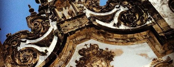 Basílica de Nossa Senhora do Carmo is one of Recife Antigo.