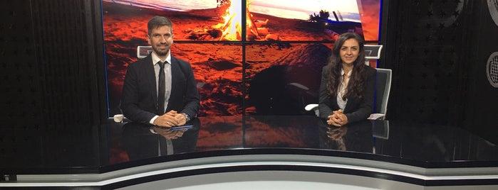 Business Channel Türk TV is one of Posti che sono piaciuti a Hikmet.
