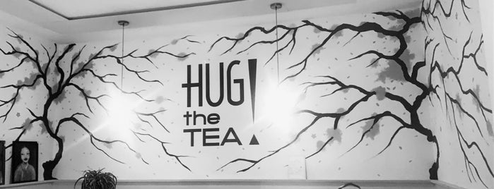 Hug the Tea is one of den haag.