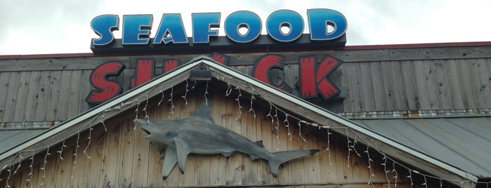 Walkertown Seafood Shack is one of Seafood Restaurants.