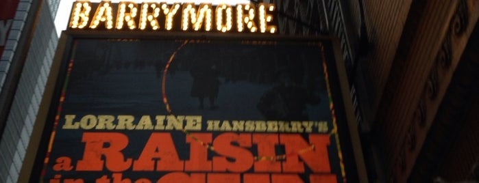 Barrymore Theatre is one of Easy Money Making Opportunity.