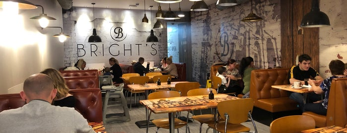 Brights Restaurant is one of Belfast.