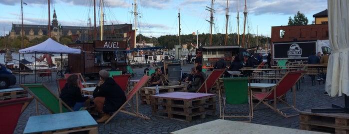 Matholmen is one of Stockholm.