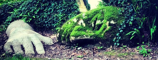 The Lost Gardens of Heligan is one of Lieux sauvegardés par Sevgi.
