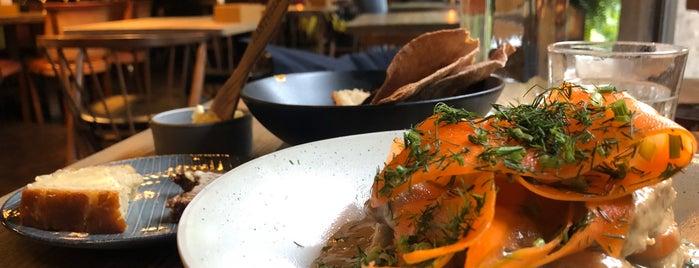 Restaurang Hantverket is one of Stockholm.